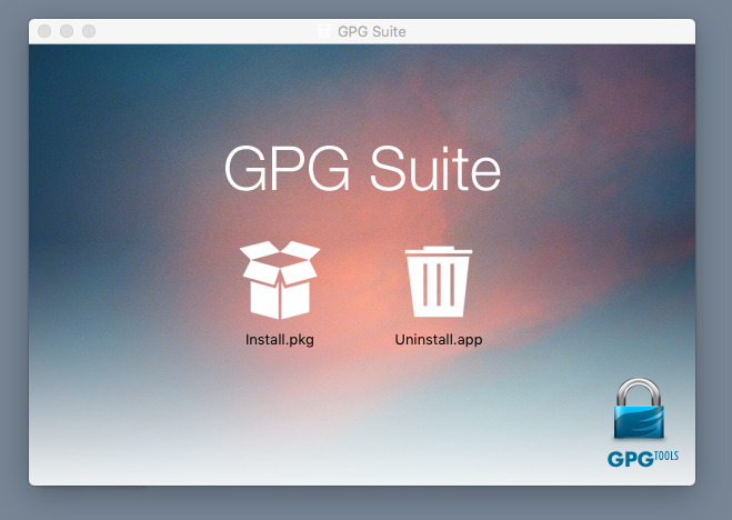 install-gpg-suite
