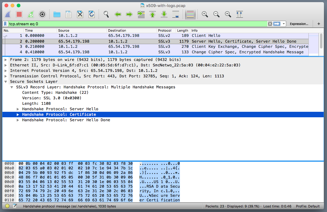 ssl-wireshark